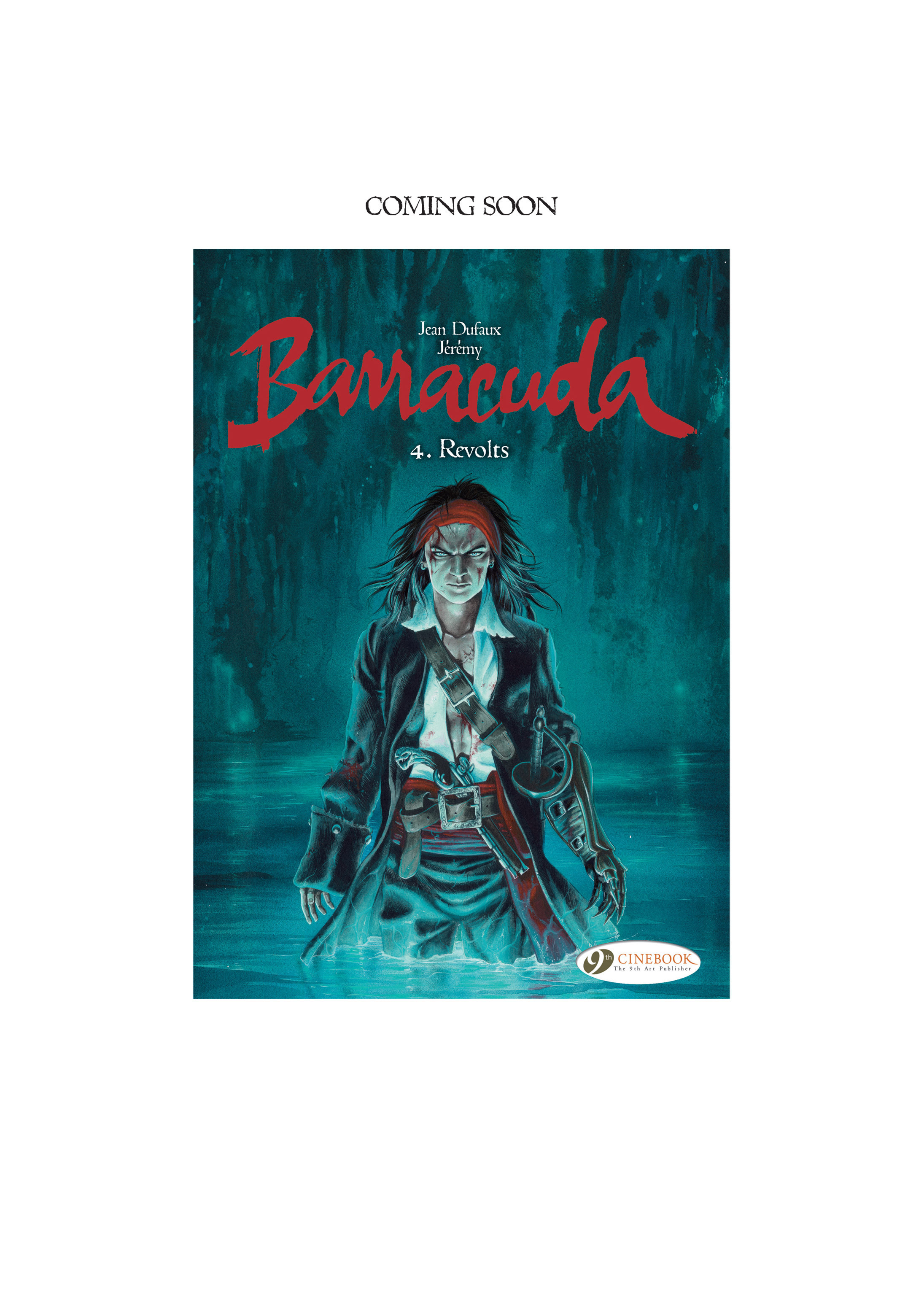 Read online Barracuda comic -  Issue #3 - 64