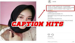 Caption Instagram