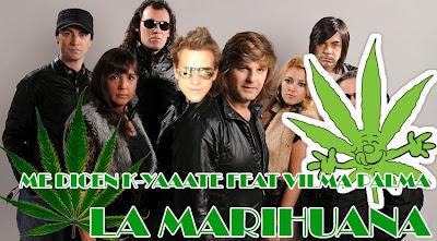 La marihuana humor política Uruguay