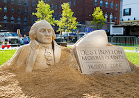 Washington Returns to Morristown