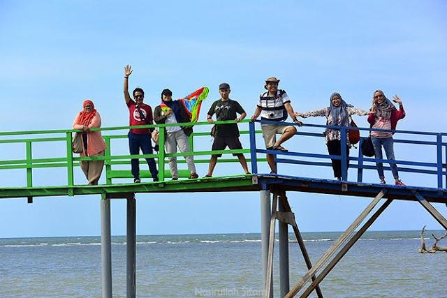 Teman trip tanpa deadline saat di Lamongan