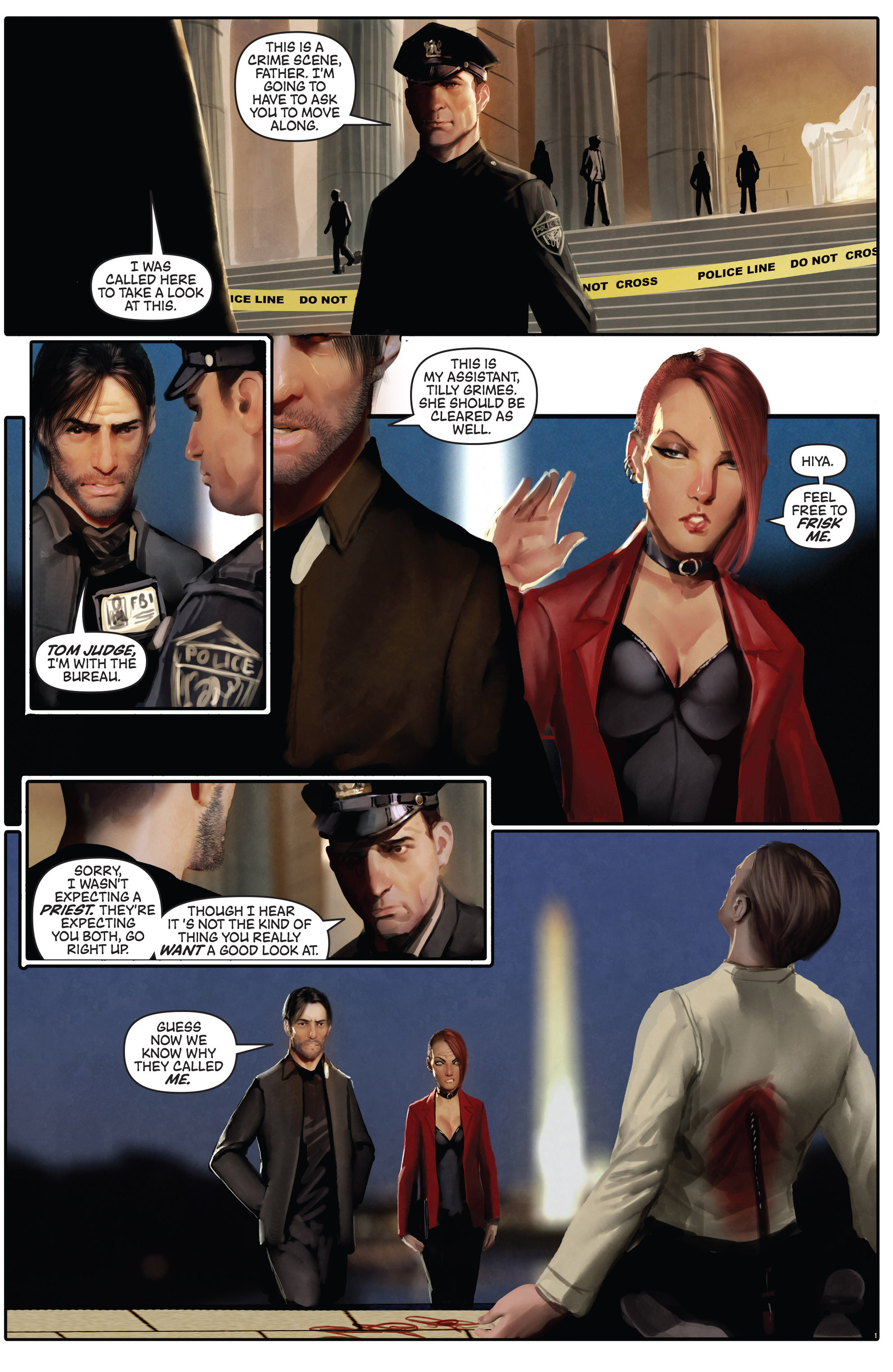 Read online Artifacts comic -  Issue #22 - 8