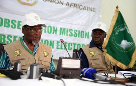 2019  Election: AU Observer mission rate INEC low