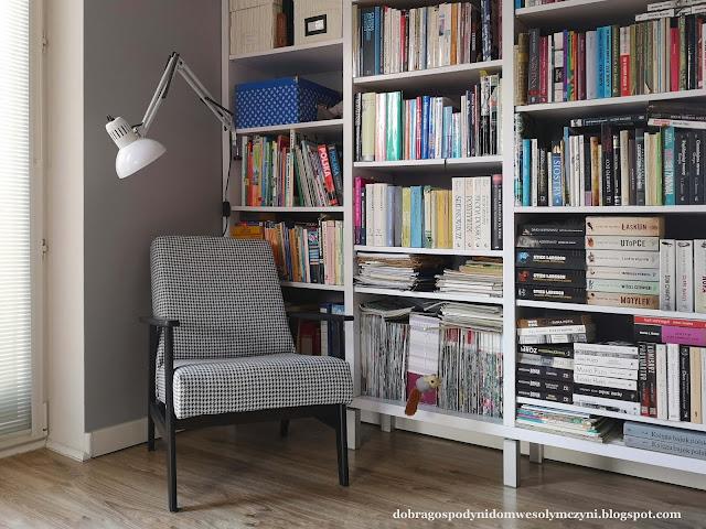 Fotel z PRL - renowacja