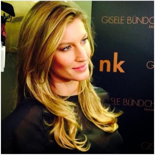 Gisele Bündchen e blogueiras
