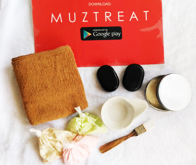 review aplikasi muztreat mobile syari'ah treatment di jabodetabek sensasi salon muslimah di rumah tinggal klik