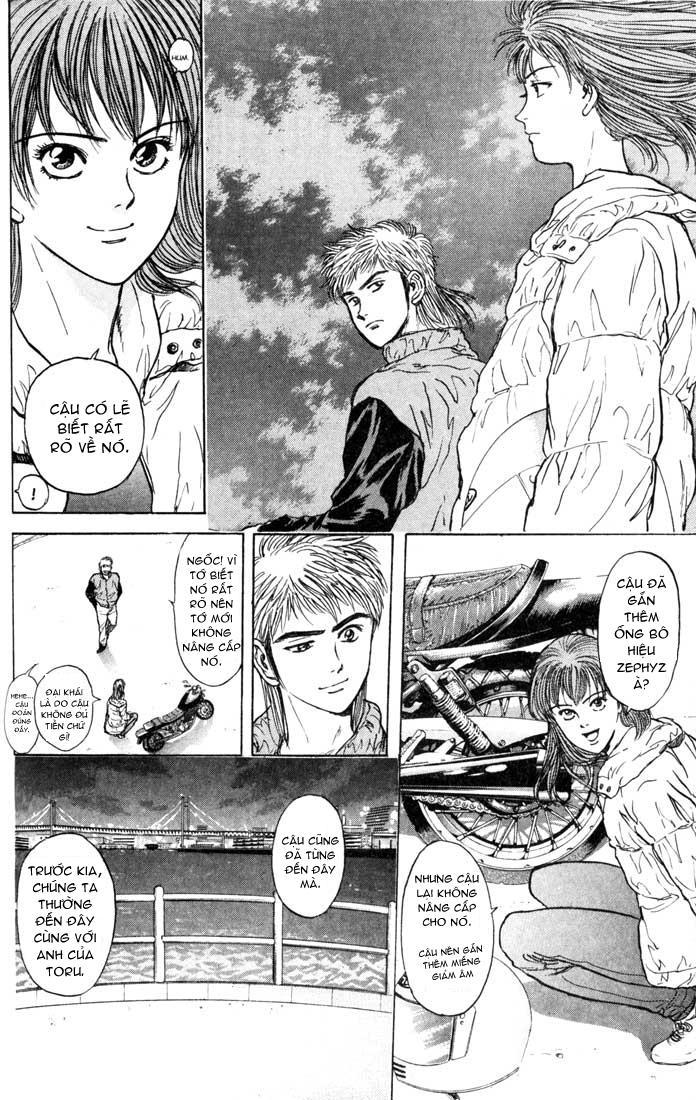 Psychometrer Eiji chapter 35 trang 4