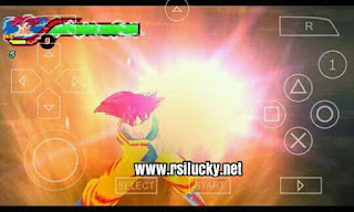 Dragon Ball Super TTT PSP Mod