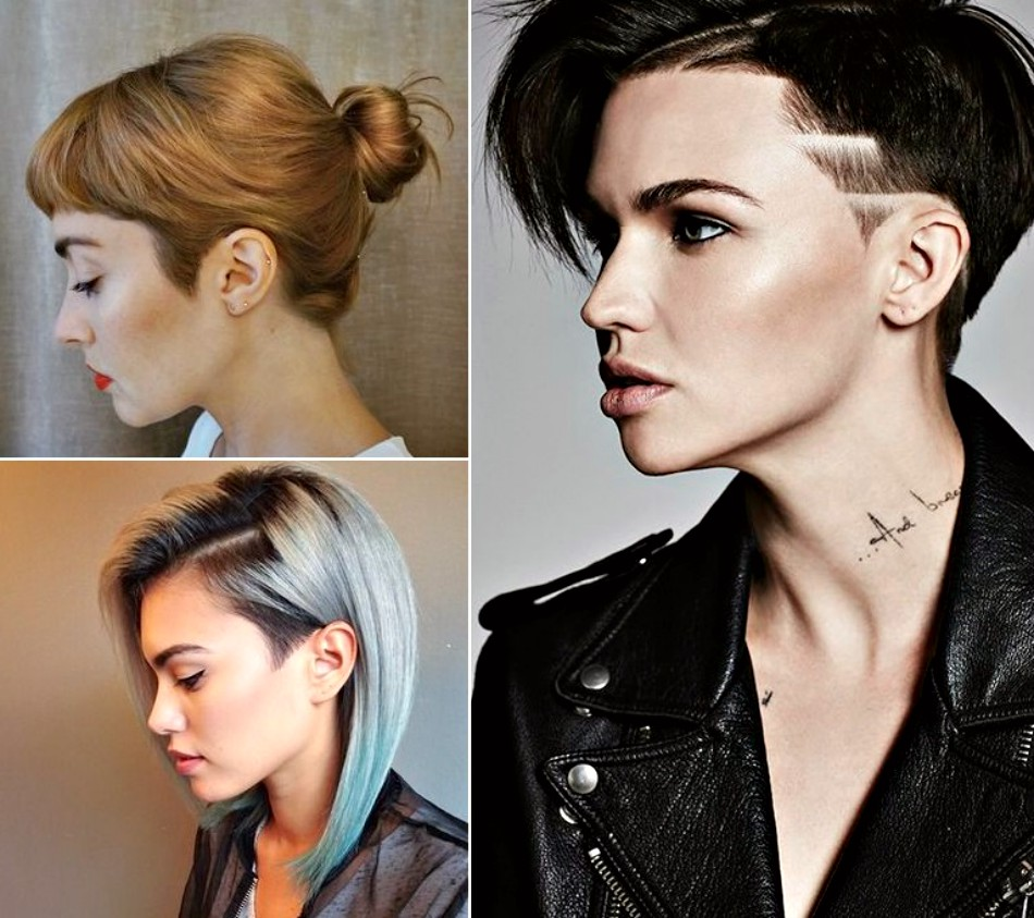 BADASS HAIRCUTS THAT WILL MAKE YOU WANT TO SHAVE YOUR HEAD - Undercut hairstyle ruby rose