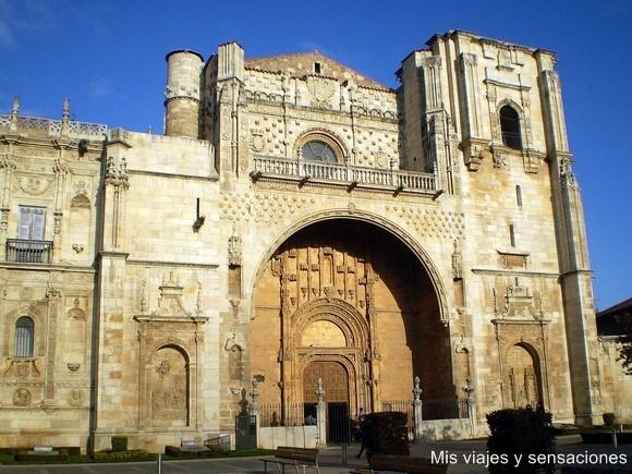 Antiguo convento de San Marcos, León