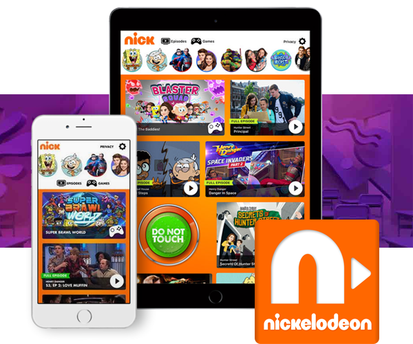 NickALive!: Viacom Launches Nickelodeon Play App in Central