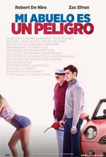Mi Abuelo es un Peligro (2016) DVDRip Latino