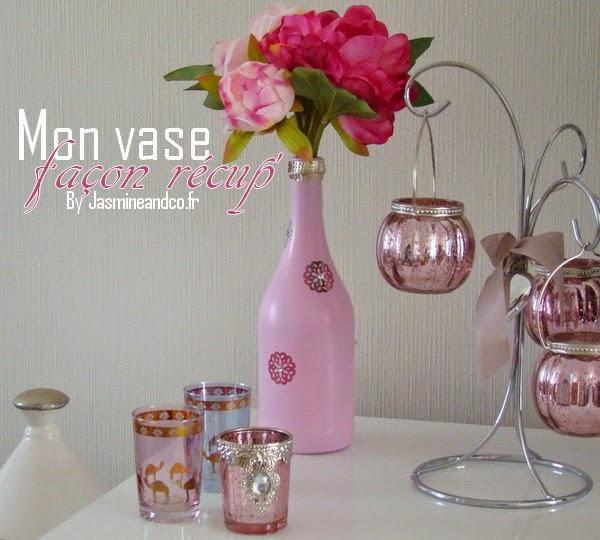 3 diy une id e originale de cadeau un vase plusieurs. Black Bedroom Furniture Sets. Home Design Ideas