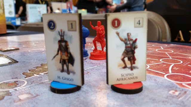 Hannibal board game review generals