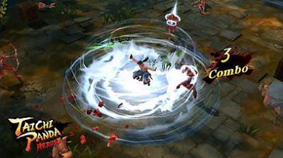 Alternatif Unduh Taichi Panda Heroes Apk