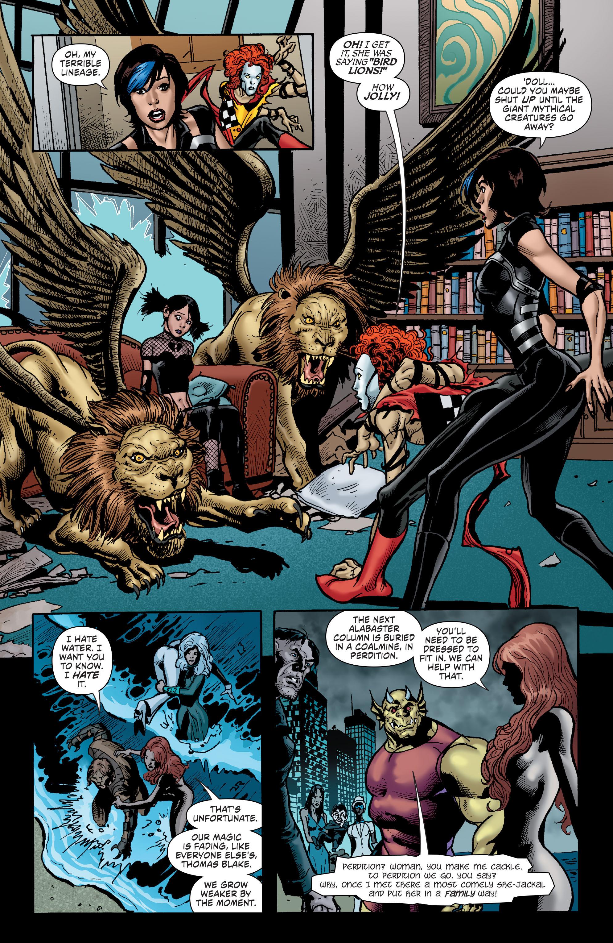 Read online Secret Six (2015) comic -  Issue #9 - 13