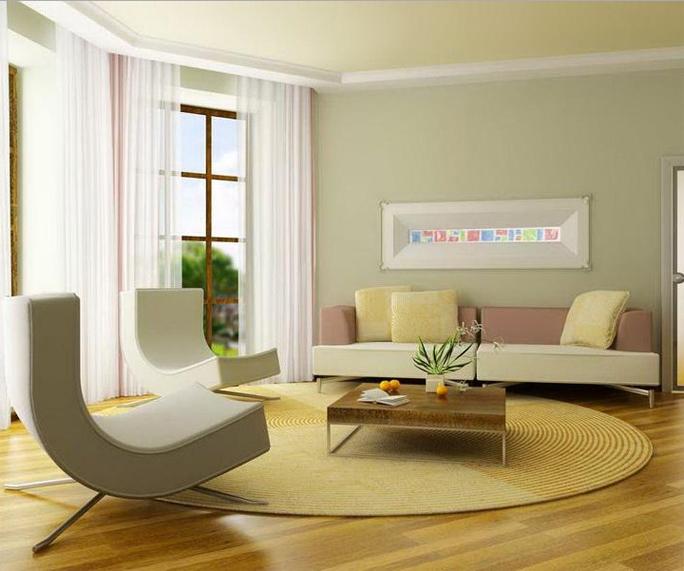 Memilih Warna Cat Yang Terbaik Untuk Ruang Tamu Miva Rate