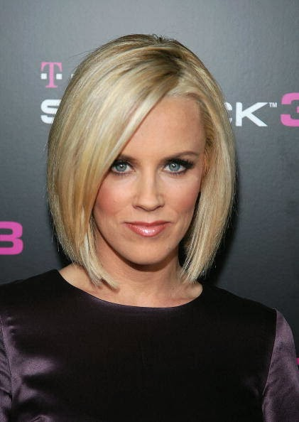 Pleasant Jenny Mccarthy Bob Haircut Popular Hairstyle Mode Hairstyle Inspiration Daily Dogsangcom