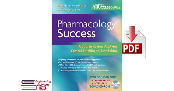 Download Pharmacology Success A Course Review Applying Critical Thinking to Test Taking PDF