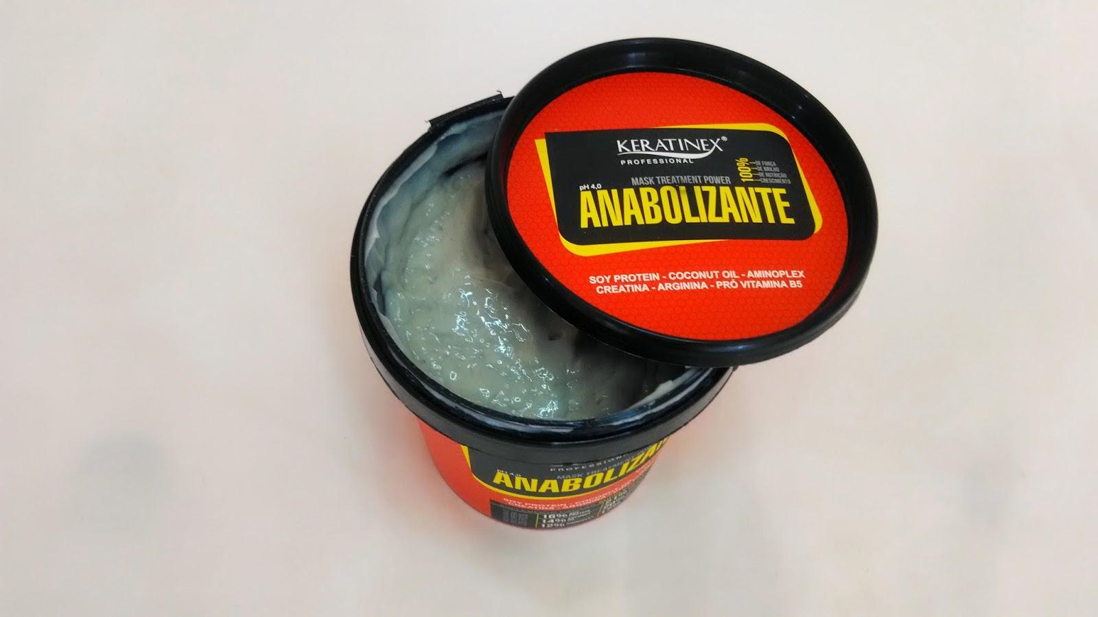 anabolizante keratinex