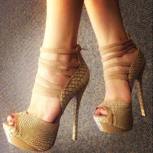 zapatos de tacon para niña