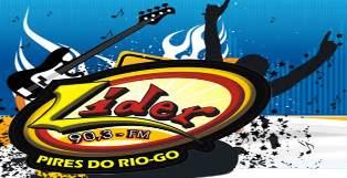 Rádio Líder FM de Pires do Rio GO ao vivo