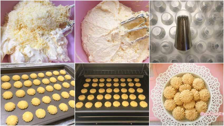 Resep Kue Sagu Keju Yang Enak, Lumer di Mulut, Wangi dan Ada Krenyes-Krenyes Kejunya