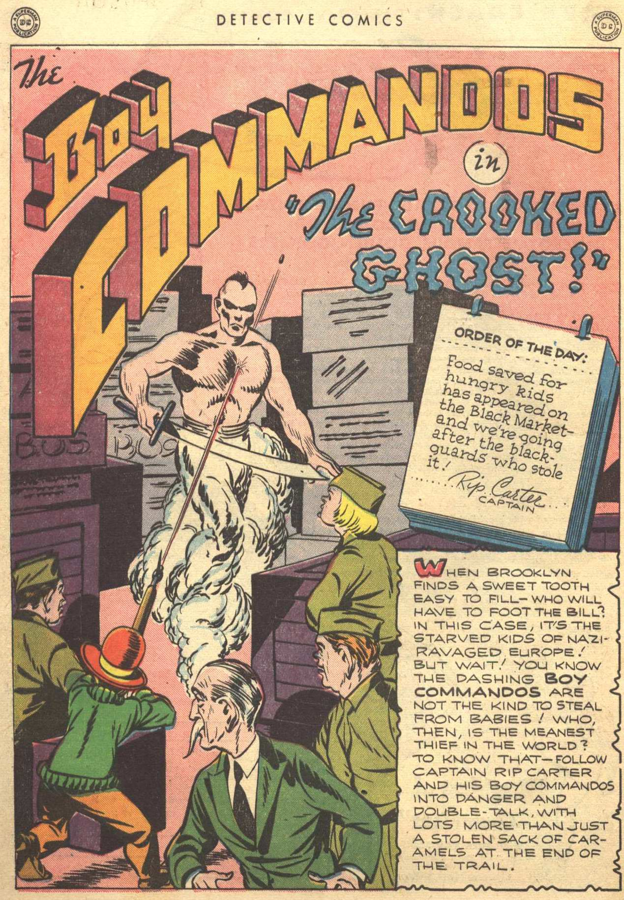 Read online Detective Comics (1937) comic -  Issue #104 - 40