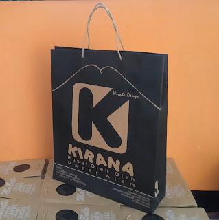 tas kertas untuk toko oleh-oleh
