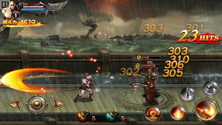 Download God of war Chains of Olympus V1.0.1 Apk Game PSP For Android