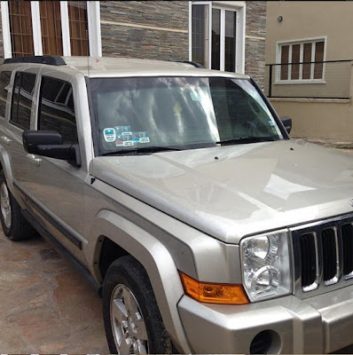 EMMA+NYRA EXCLUSIVE PHOTOS OF ALL NIGERIAN CELEBRITIES WHO ACQUIRED NEW CARS IN 2013