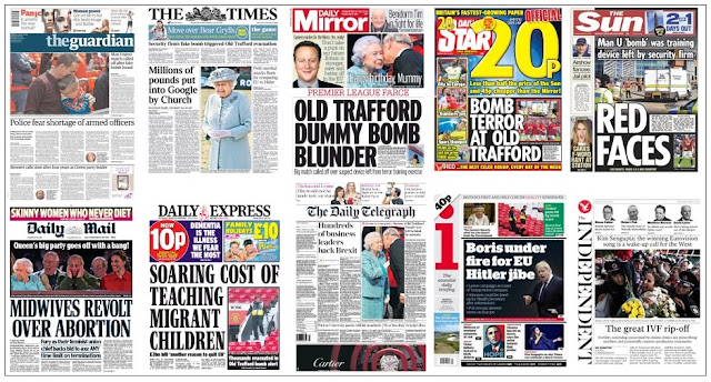 front pages 16-05-16