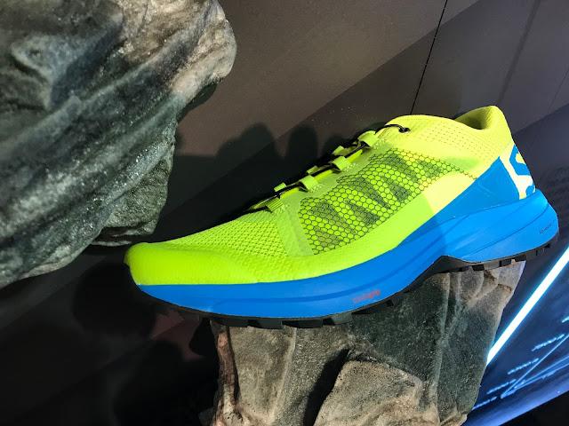 on sale 467d0 bfe35 Road Trail Run: Outdoor Retailer Salomon Running 2018 ...