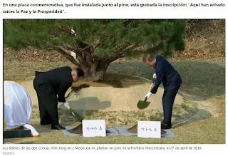 Οι ηγέτες των δύο κορεατικών κρατών