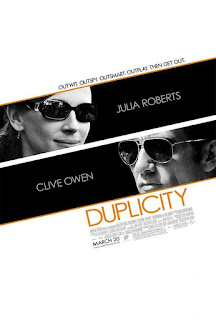 Sinopsis Film Duplicity (2009)