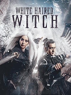 Sinopsis film The White Haired Witch of Lunar Kingdom (2014)