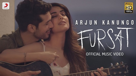Arjun Kanungo Fursat Feat. Sonal Chauhan New Bollywood Video Songs 2016