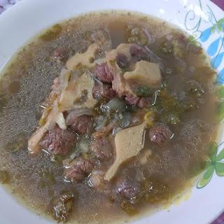 Resepi Sup Ekor yang Sangat Mudah dan Sedap