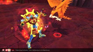 Digimon Master Online  Versi Global Akan Hadir Di Steam Pada 1 November 2016 Mendatang