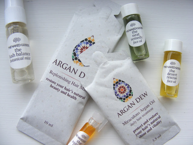 Argan Dew and The Naked Goods