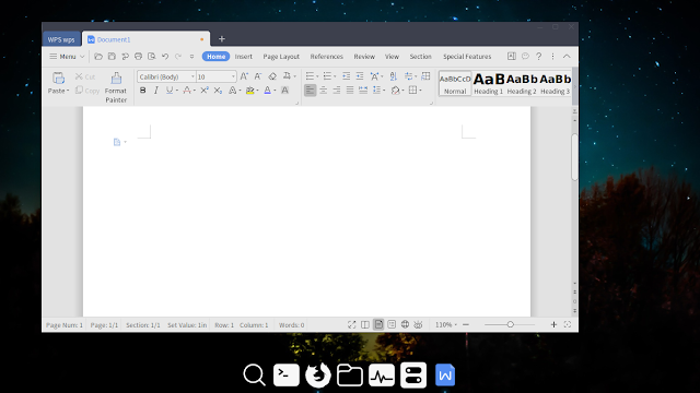 WPS Office Updates For Ubuntu Linux!