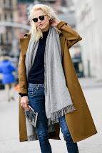 2017 New York Winter Street Fashion Fall