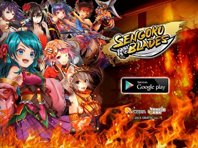 Sengoku Blades Mod APK v1.0.6 Full Hack (Unlimited Coins+Gems) for Android Work 100%