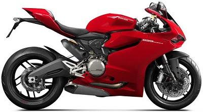 Ducati Panigalle 899