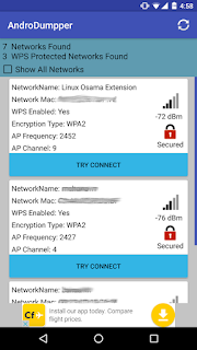 تحميل برنامج اختراق Wifi - تحميل AndroDumpper