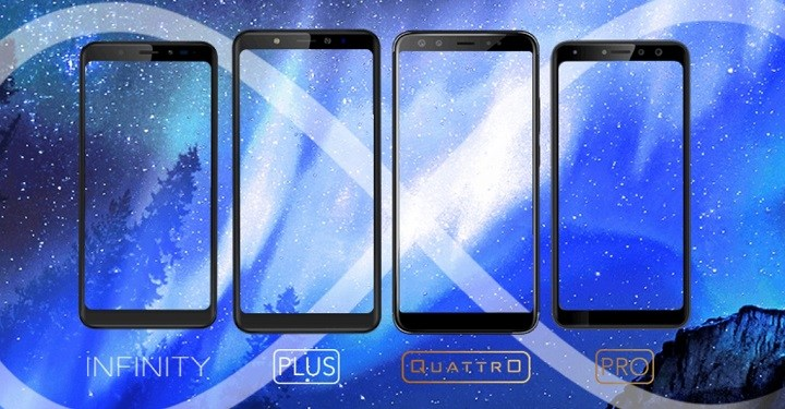 Cloudfone Next Infinity Plus Revealed; Bigger Screen, ROM and Battery