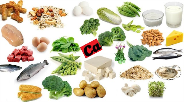 For Best Calcium Supplements Eat these super natural foods