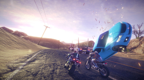 Road Redemption PC Full Español