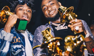 Mayorkun and Davido
