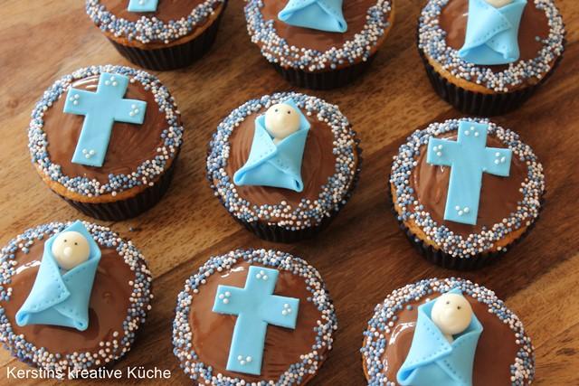 Kerstins kreative k che - Dekoration muffins ...